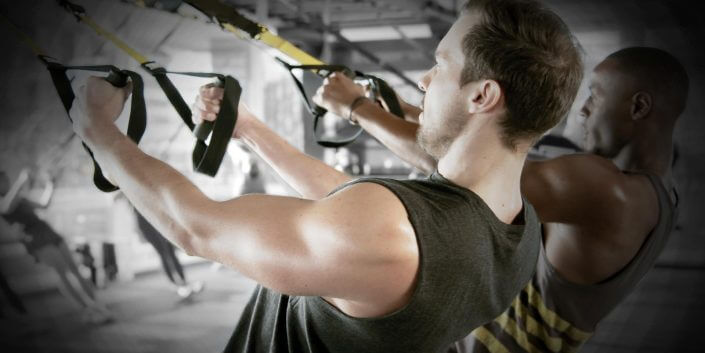 Teamtrainings TRX
