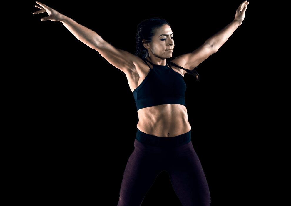 Trainerin Teamtraining Bauch