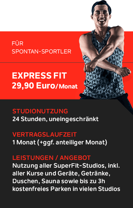 Superfit Express Fit