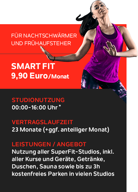 brand new abd63 71091 SuperFit - ab 9,90€ im Monat - Fitness in Berlin