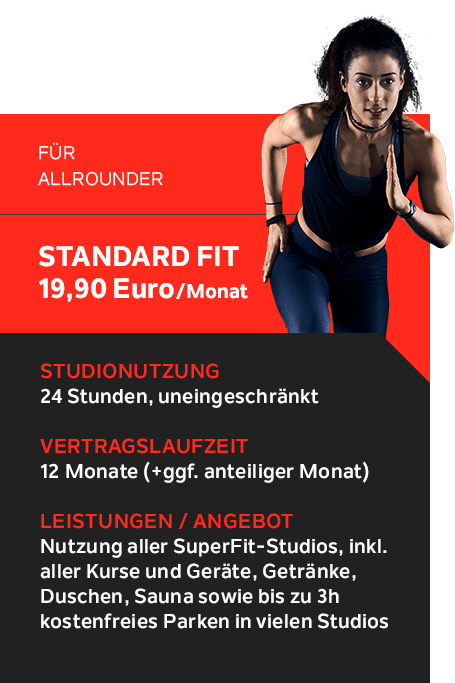 Superfit Standard Fit